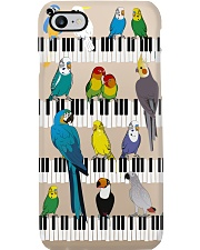 Parrot On The Piano Phone Case i-phone-7-case