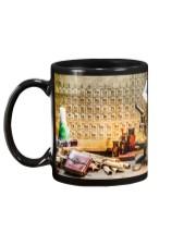 Chemist Lab Mug back