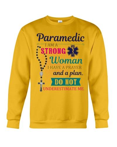 Paramedic Do Not Underestimate Me