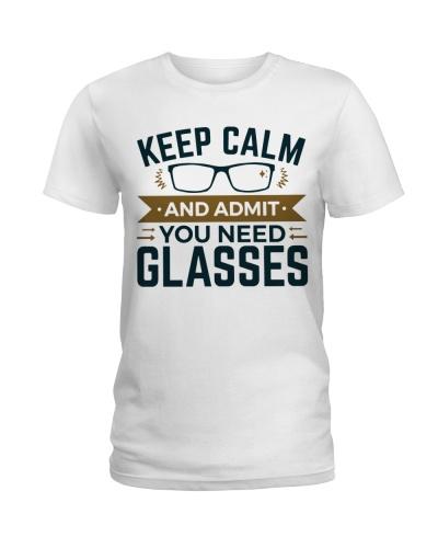 Keep Calm Optometrist