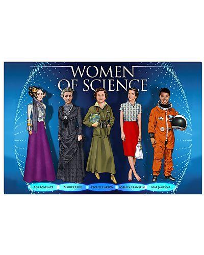 Scientist Women Of Science