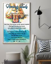 Massage Therapist Healing Hands 24x36 Poster lifestyle-poster-1