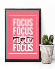 Optometrist Focus  11x17 Poster lifestyle-poster-8