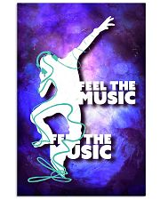 DJ Feel the music 11x17 Poster front