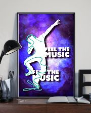 DJ Feel the music 11x17 Poster lifestyle-poster-2
