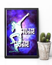 DJ Feel the music 11x17 Poster lifestyle-poster-8
