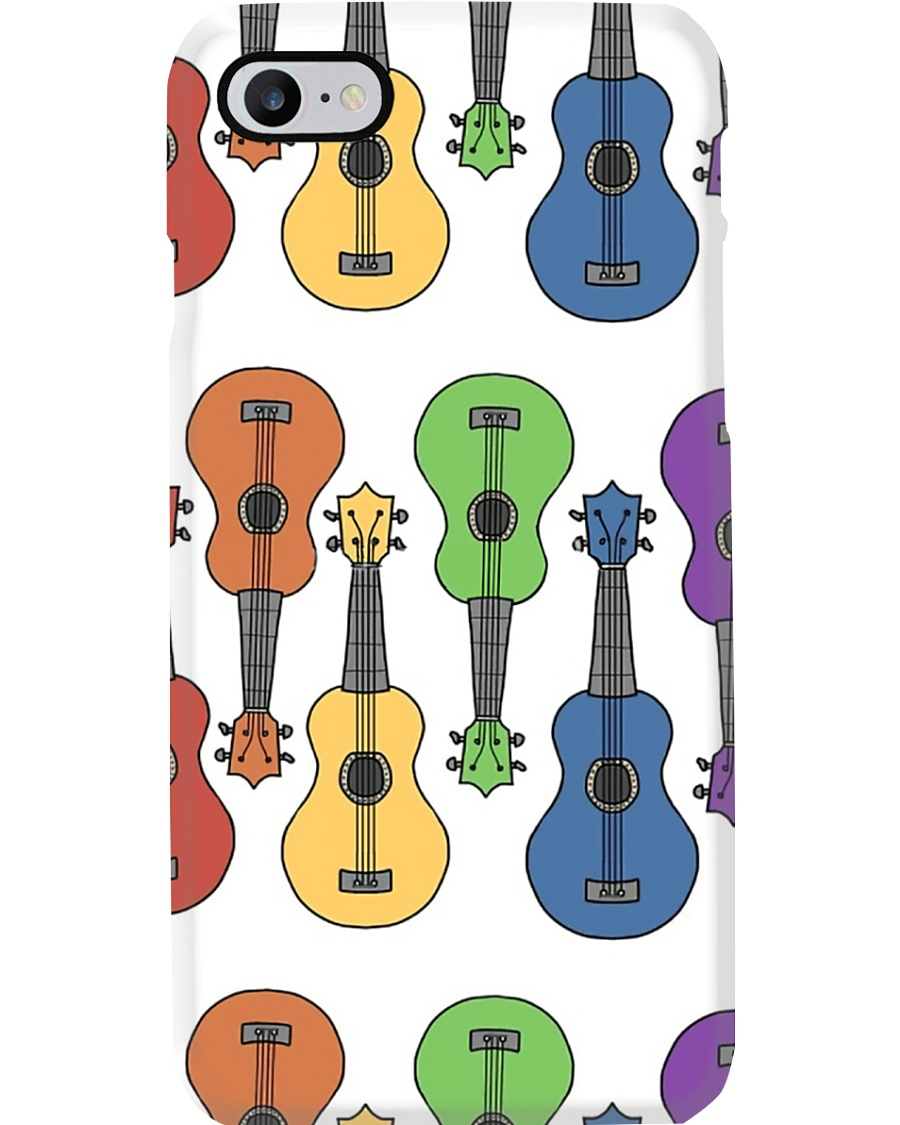 Ukulele Colorful Images Phone Case