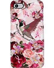 Breast Cancer Bird Phone Case i-phone-7-case