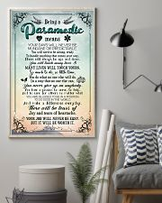 Being a paramedic means 11x17 Poster lifestyle-poster-1