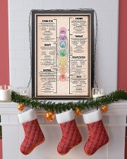 Yoga 7 Chakras  11x17 Poster lifestyle-holiday-poster-4