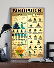 Yoga Meditation 11x17 Poster lifestyle-poster-2