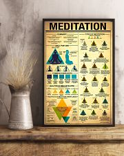 Yoga Meditation 11x17 Poster lifestyle-poster-3