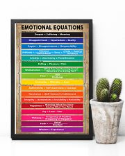 Emotional Equations Teacher 11x17 Poster lifestyle-poster-8
