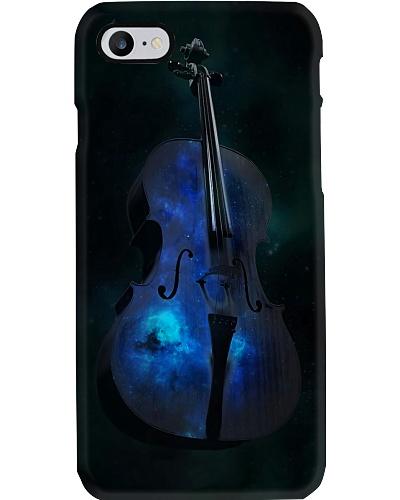 Cello in the dark