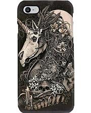 Horse Girl Gift Skull Horse Phone Case i-phone-7-case