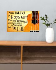Ukulele Your Talent 17x11 Poster poster-landscape-17x11-lifestyle-24