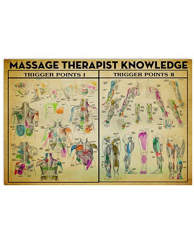 Massage Therapist Trigger Point