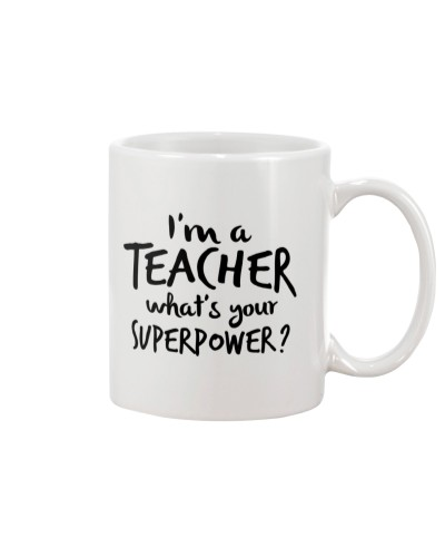 Teacher Superpower