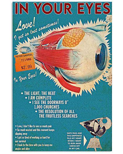 Optometrist In Your Eyes