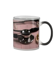 Nurse Stethoscope Color Changing Mug color-changing-right