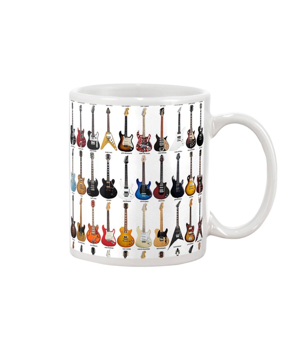 Guitar Legend Mug