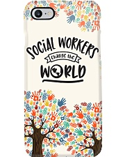 Social Workers Change The World Phonecase Phone Case i-phone-7-case