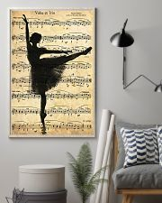 Ballet Ballerina Retro Vintage 11x17 Poster lifestyle-poster-1