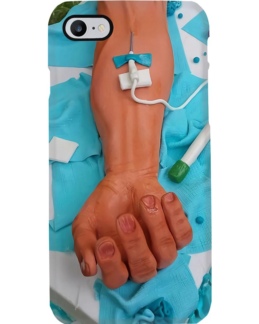 Nurse Healing Hand Phone Case