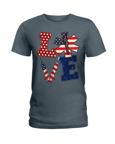 Love American Paramedic