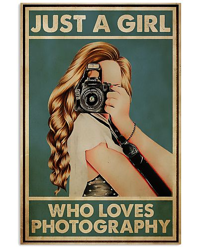 A Girl Who Loves Photography