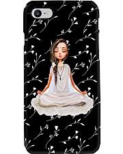 Yoga Little Girl  Phone Case i-phone-7-case