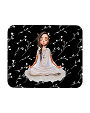 Yoga Little Girl  Mousepad thumbnail