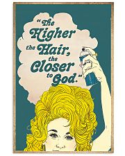 Higher Hair Hairdresser 11x17 Poster front