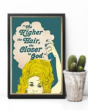 Higher Hair Hairdresser 11x17 Poster lifestyle-poster-8