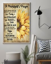 A Hairstylist's Prayer 11x17 Poster lifestyle-poster-1