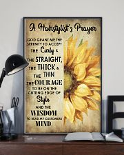 A Hairstylist's Prayer 11x17 Poster lifestyle-poster-2