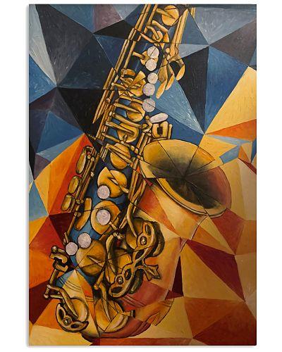 Saxophone - Abstract Art