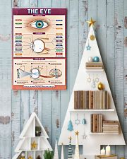 Optometrist The Eye 11x17 Poster lifestyle-holiday-poster-2