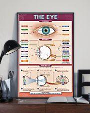 Optometrist The Eye 11x17 Poster lifestyle-poster-2