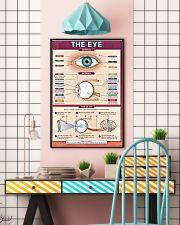 Optometrist The Eye 11x17 Poster lifestyle-poster-6