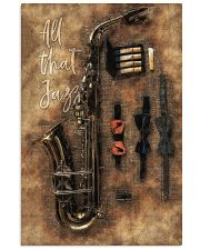 Saxophone - All that jazz 11x17 Poster front