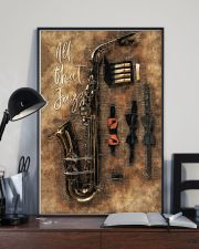 Saxophone - All that jazz 11x17 Poster lifestyle-poster-2