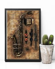 Saxophone - All that jazz 11x17 Poster lifestyle-poster-8