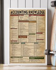 Accounting Knowledge 16x24 Poster lifestyle-poster-4