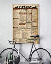 Accounting Knowledge 16x24 Poster lifestyle-poster-7