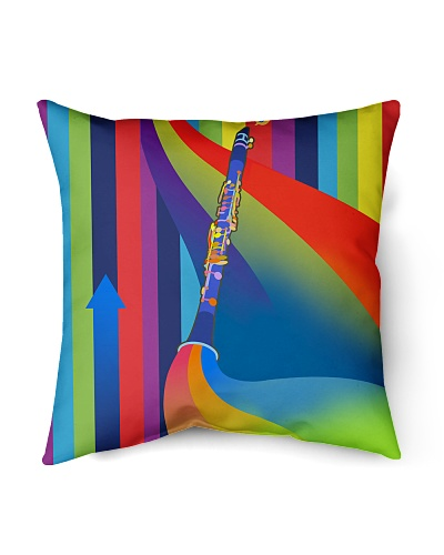 Rainbow Color Clarinet