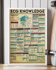Paramedic ECG Knowledge 11x17 Poster lifestyle-poster-4