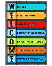 Social Worker - Cooperation is expected 11x17 Poster front