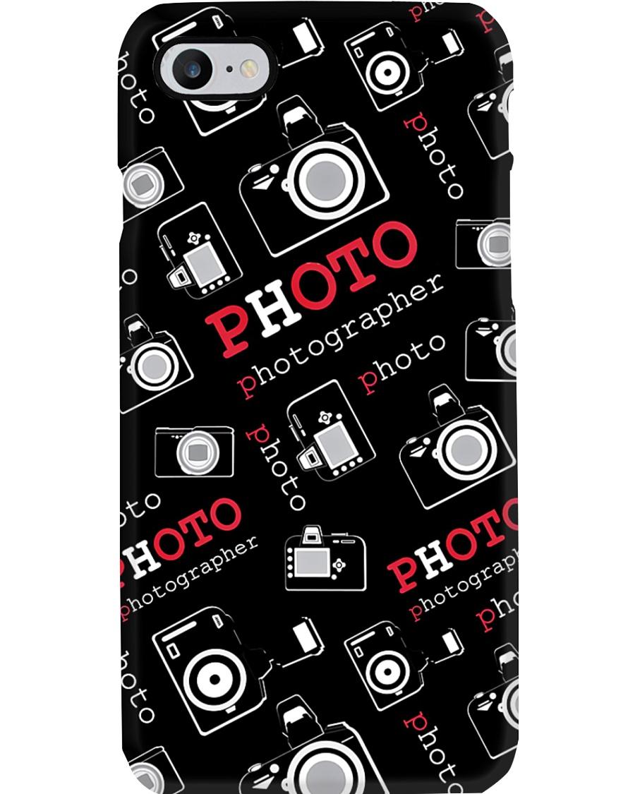 Photographer Many Cams Phone Case