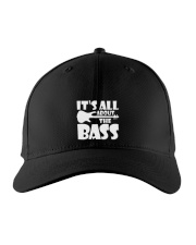 It's All About The Bass Embroidered Hat front